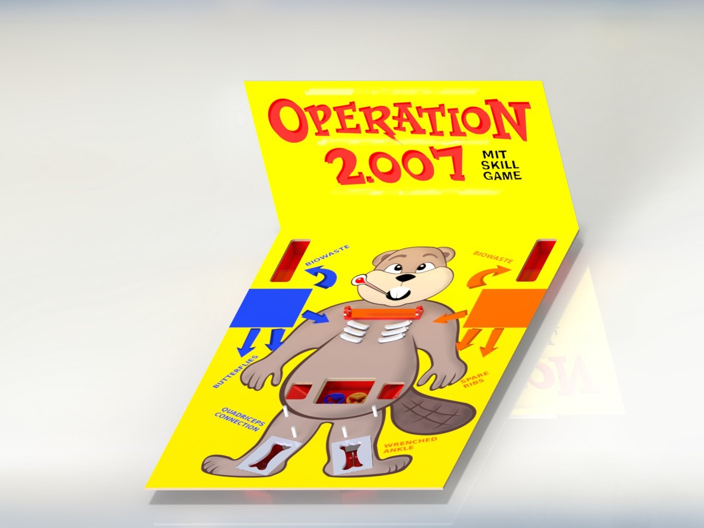 operation game board for mit course 2.007