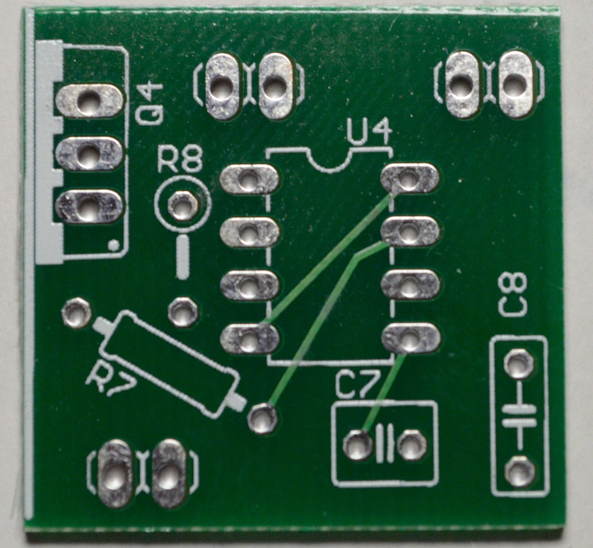 detail photo of cheap pencil piano circuit by ryan fish mit