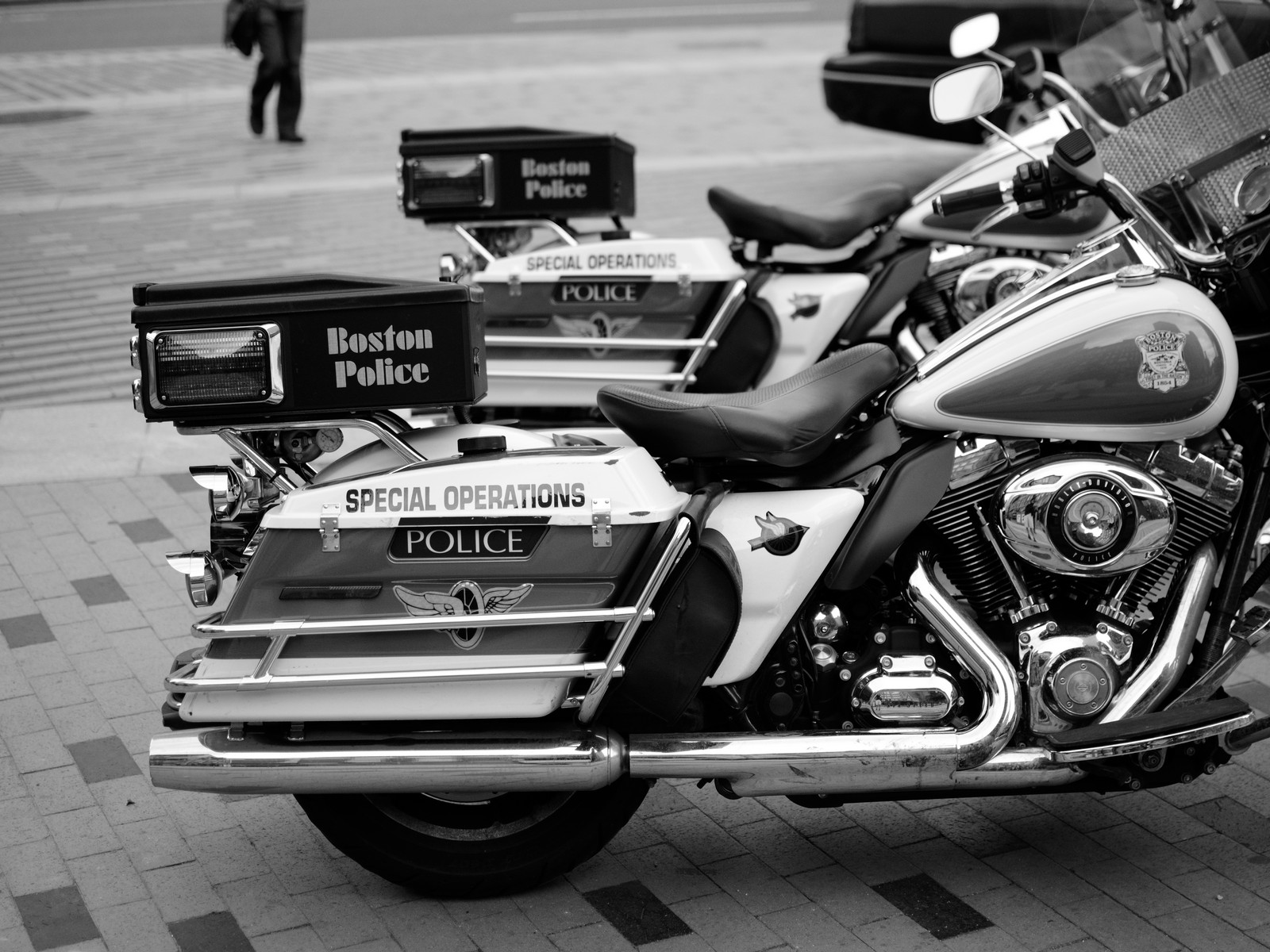 boston police bike, special operations